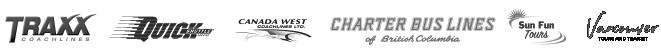 traxx, cbl, charter bus lines, quick, charter