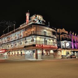Barkerville, Billy Barker Casino, historic