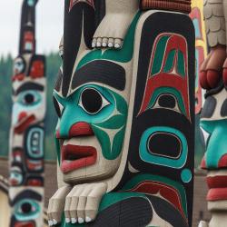 Haida Gwaii, BC, native american
