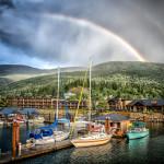 prestige lakeside resort, kootenay country, wildlife