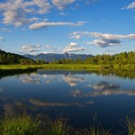 st. eugene mission golf resort casino, kootenay country, wildlife