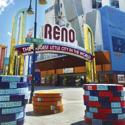 Reno, bus travel, group travel, tour, nevada