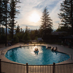 fairmont, hot springs, rockies, relax